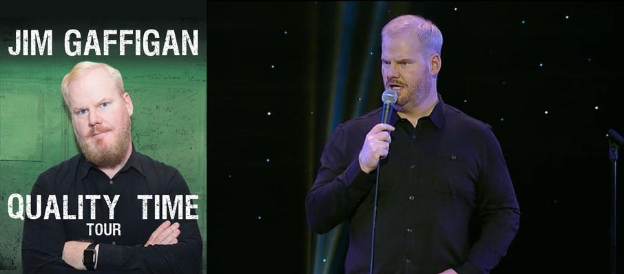 Jim Gaffigan at Brandon Amphitheater