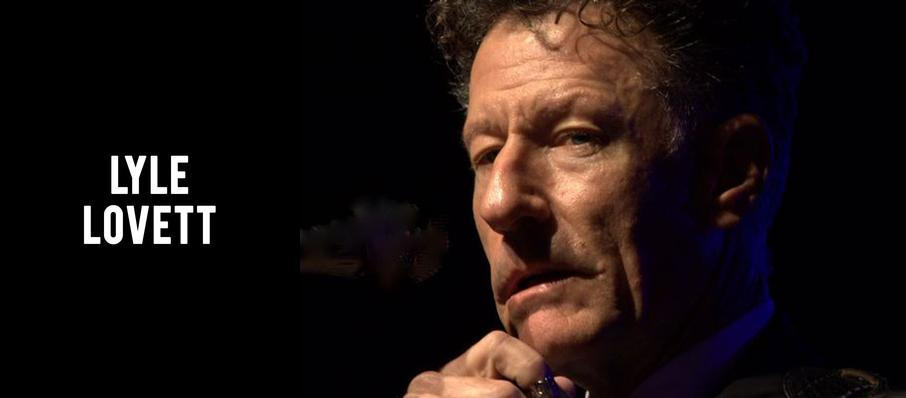 Lyle Lovett at Griffin Music Hall
