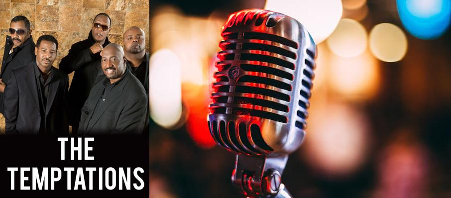The Temptations at Griffin Music Hall