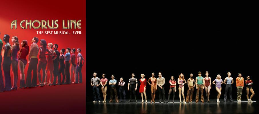 A Chorus Line at Thalia Mara Hall