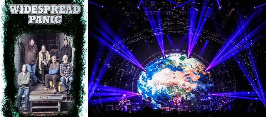 Widespread Panic at Brandon Amphitheater