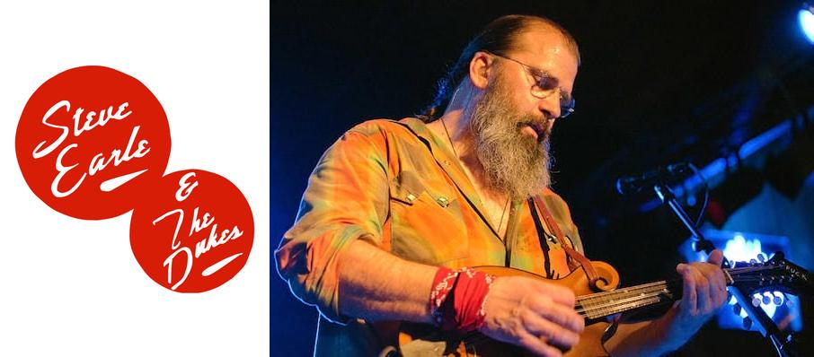 Steve Earle at Duling Hall