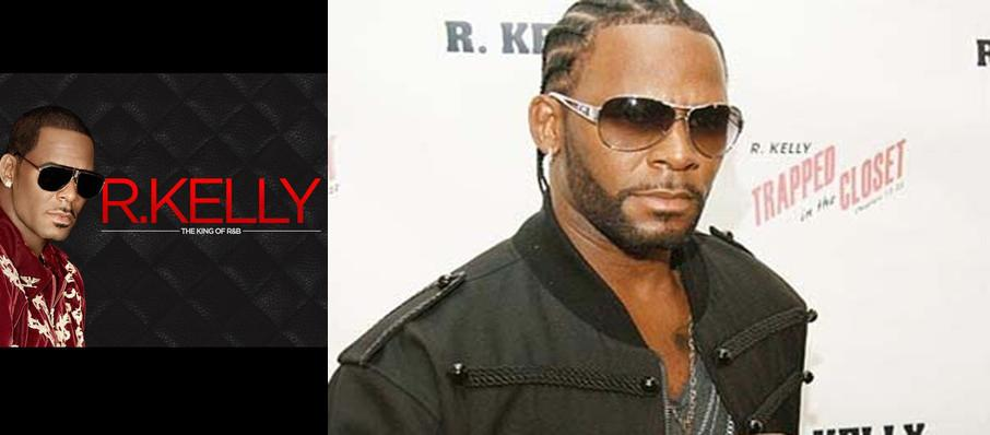 R. Kelly at Mississippi Coliseum