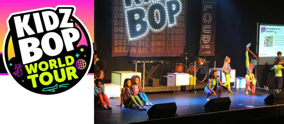 Kidz Bop Kids at Brandon Amphitheater