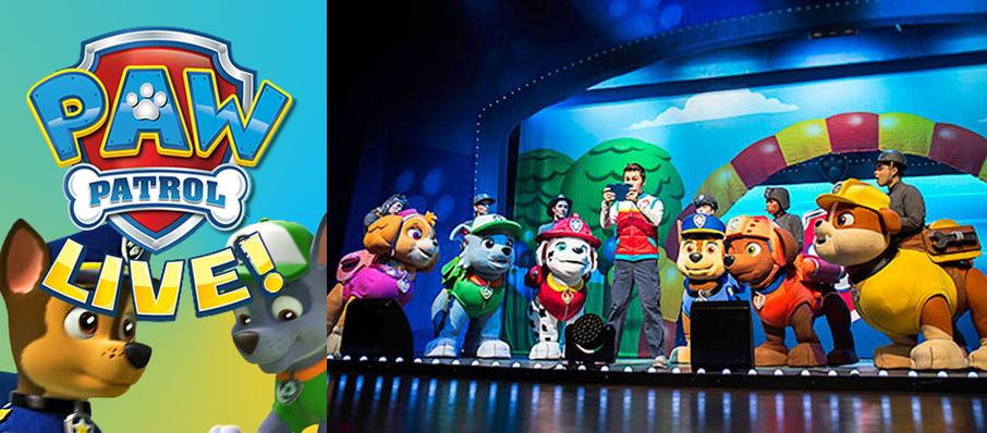 Paw Patrol at Mississippi Coliseum