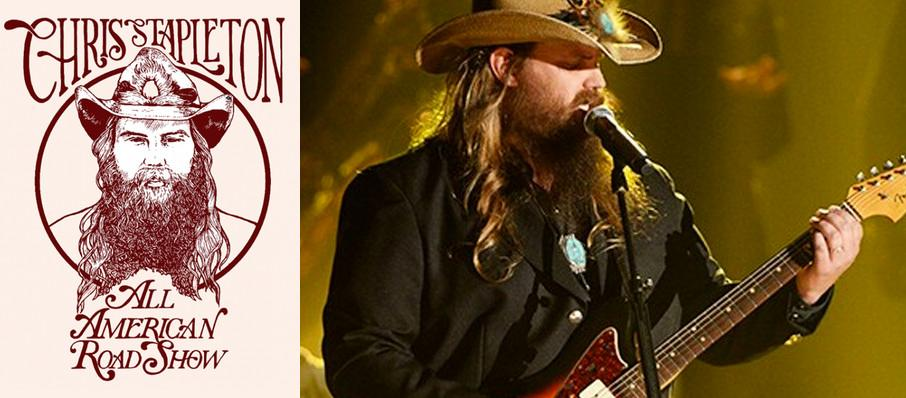 Chris Stapleton at Brandon Amphitheater