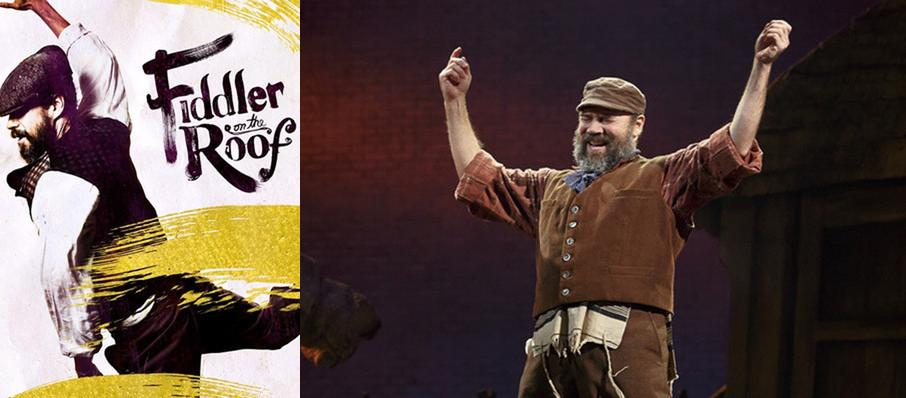 Fiddler on the Roof at Thalia Mara Hall