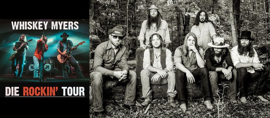 Whiskey Myers at Duling Hall
