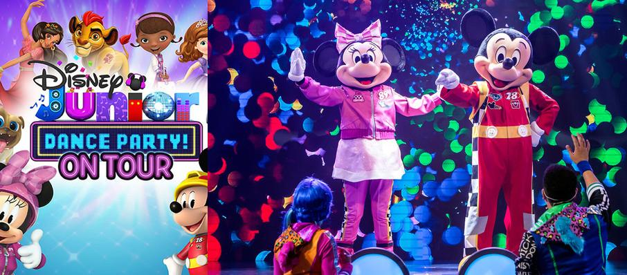 Disney Junior Live: Dance Party at Thalia Mara Hall