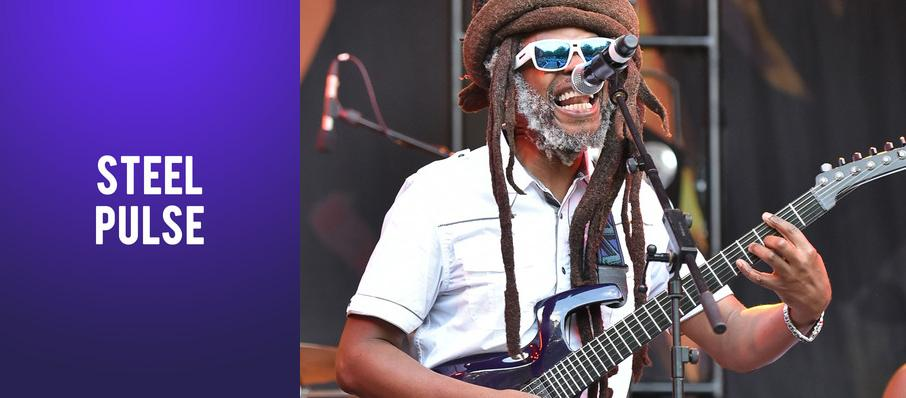 Steel Pulse at Duling Hall