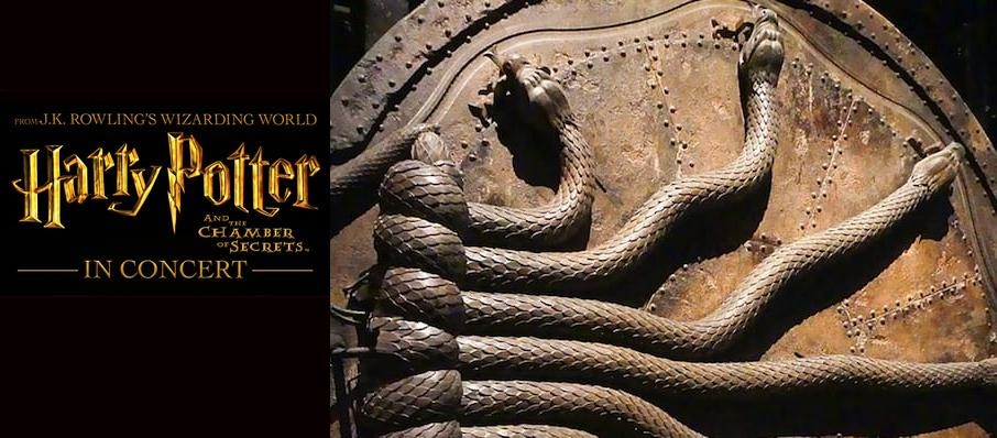 Harry Potter and The Chamber of Secrets in Concert at Thalia Mara Hall