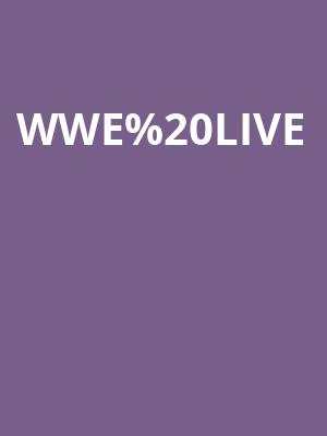 WWE Live at Mississippi Coliseum