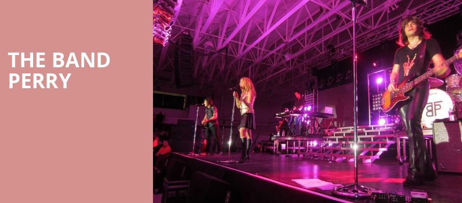 The Band Perry, Duling Hall, Jackson