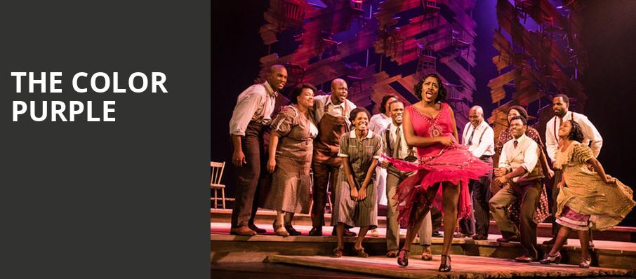The Color Purple, Thalia Mara Hall, Jackson